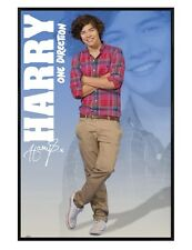 One Direction Gloss Black Framed Harry 1D Maxi Poster 61x91.5cm