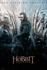 The Hobbit Battle Of Five Armies The Defining Chapter Bard Maxi Poster 61x91.5cm
