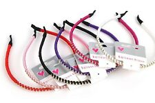 50% OFF Balloon Bijoux Girls Ribbon Aliceband Head Band Hair Accessories 15094