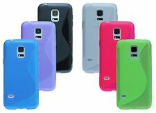 Samsung Galaxy S5 Mini G800F / Cover + FOIL COLOUR & Foil your choice
