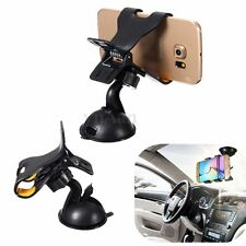Adjustable 360° Car Suction pad Windshield Suction Mount Holder Stand Cradle New