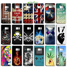 CUSTODIA COVER CASE IN TPU MORBIDA PER SAMSUNG GALAXY NOTE 5 FANTA