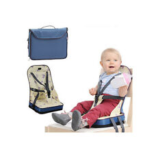 Portable Baby Toddler Infants Dining Chair Booster Seat Harness Safety