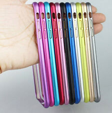 Aluminum Metal Bumper Thin Ultra Frame Case Cover For iPhone 6S & 6 Plus