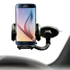 CAR WINDSCREEN MOUNT HOLDER & MICRO USB CAR CHARGER FOR SAMSUNG MOBILE PHONES