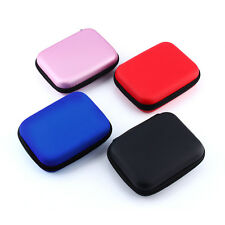 """4 Colors 2.5"""" External USB HDD Hard Drive Disk Carry Case Pouch Bag For GPS"""
