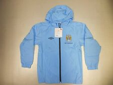 Manchester City Slicker 10/11 Orig Umbro Size M XL XXL sky