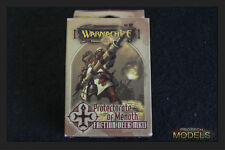 Warmachine Protectorate of the Menooth Faction Deck MKII