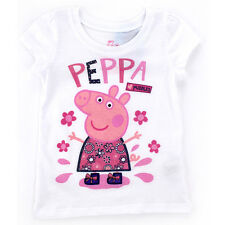 Peppa Pig Toddler Short Sleeve Tee PPST150 2T 3T 4T
