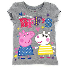 Peppa Pig Toddler Short Sleeve Tee PPST169 2T 3T 4T