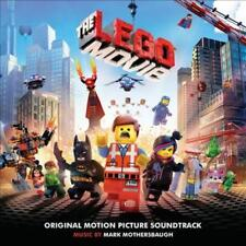 THE LEGO MOVIE [ORIGINAL MOTION PICTURE SOUNDTRACK] [USED CD]