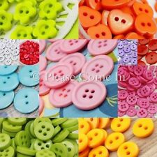 Craft Doll Button 6mm, 7mm, 9mm, 11mm, 12mm, 15mm, 20mm, 25mm, Daisy, Heart