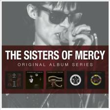 THE SISTERS OF MERCY - ORIGINAL ALBUM SERIES USED - VERY GOOD CD