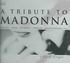Tribute to Madonna: Like a Virgin New CD