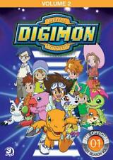 DIGIMON: DIGITAL MONSTERS - THE OFFICAL FIRS [USED DVD]