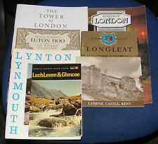 GUIDEBOOKS - LACOCK TO LYNTON