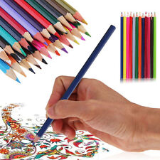 12 / 24 Colors Perfect Fine Art Drawing Oil Base Sketch Pencils Sets for Artist