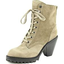 Kelsi Dagger Breda Women  Round Toe Suede Gray Ankle Boot