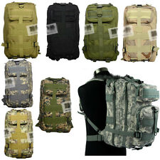Outdoor Travel 3P Camouflage Backpack Mountain Hiking Camping Bag Rucksack