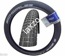 Schwalbe Crazy Bob Tyre for Bike Cycle Bicycle Black Wired Performance Tire Road