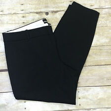 NWOT J. CREW MINNIE PANT STRETCH TWILL #18850 BLACK pants cropped cute