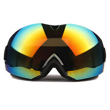 Ski Goggles Double Lens Anti Fog Snowboard Skiing Goggles Winter Sports Glasses