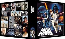 STAR WARS V2 Custom Photo Album 3-Ring Binder