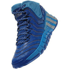 Adidas Adipure Crazy Quick 2 Basketball Shoes Sneakers Size 42-51 Blue New