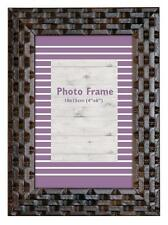 Rattan Brown Photo Hanging & Stand Picture Frame 6x4 7x5 8x6 10x8 A4 Certificate