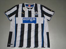 Jersey Newcastle United Home 13/14 Orig Puma Size S M L XL new