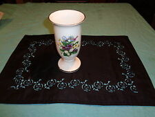 The Amber Collection Fine Bone China Vase made in Staffordshire England