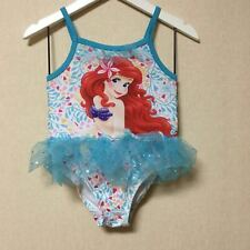 Girls Kids Swimwear The Little Mermaid Ariel Swimsuit Tutu Sequin Tankini 2-6Y