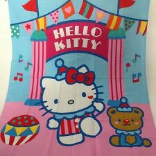 Hello Kitty Quilt Cotton Fabric 1 yd & 1/2 yd precut - 1 yard Panel - 3 choices