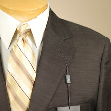 48R STEVE HARVEY  Dark Brown SUIT SEPARATE  48 Regular Mens Suits - SS32