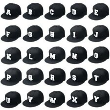 OFFER ABC LETTER SNAPBACK CAP DIAMOND COMME DES FUCKDOWN YMCMB