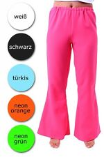 Flares For Women Hippie pants 1970s 1980s Theme Party Year Retro Carnival Hippie