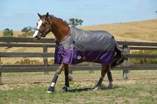 Weatherbeeta 1200D Waterproof Horse Blanket Turnout Blanket Purple 75 76 Midwt