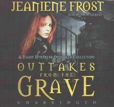 NEW Outtakes from the Grave: A Night Huntress Outtakes Collection by Jeaniene Fr