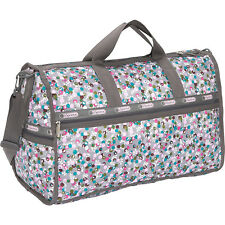 LeSportsac Large Weekender Travel Duffel Bag 64 Colors