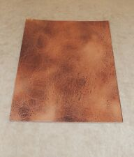 8-10 oz ANTIQUE BUFFALO Veg Tan Leather for Holsters Sheaths Bags Cases