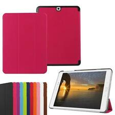 """Hot Slim Folio Leather Stand Case Cover For Samsung Galaxy Tab S2 9.7"""" T810 T815"""
