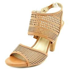 Me Too Dixie 4   Open Toe Leather  Sandals NWOB