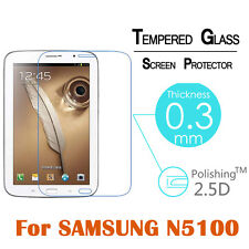 Tempered Glass Screen Protector Cover For Samsung Galaxy Note 8 N5100/N5110