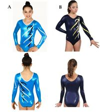 NEW!! Accent Gymnastics Competition Leotard by Snowflake Designs