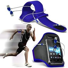 Sports Gym Fitness Armband Case Cover & Handsfree For Apple iPhone 4s