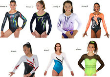 NEW!! Amaze Gymnastics Competition Leotard by Snowflake Designs