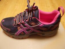 ASICS T5N8N WOMEN'S GEL VENTURE 5 TRAIL RUNNING OR WALKING SHOE MULTI SIZES