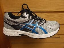 ASICS T5F4N GEL CONTEND 3 MEN'S  RUNNING OR WALKING SHOE SILVER MULTI SIZES