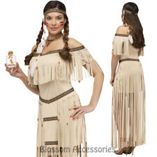 Moon Dancer Native Indian Womens Costume