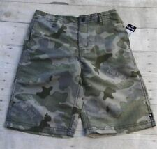 Zoo York Boy's Camoflauge Jungle Walkers Shorts Size 16 New  Msrp $29.99